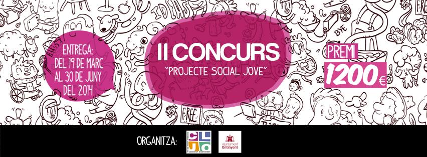 II concurs projecte social