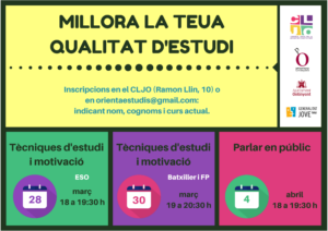 MILLORA LA TEUA QUALITAT D'ESTUDI! (7)