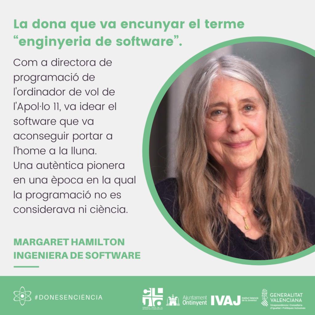 Información Margaret Hamilton